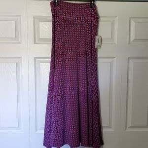 Lularoe Maxi skirt/dress size medium